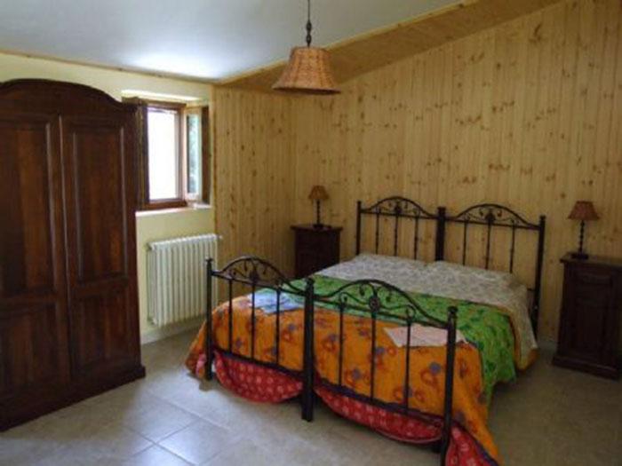 una stanza