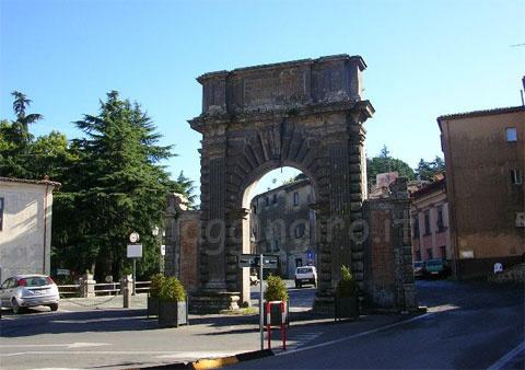 porta albana