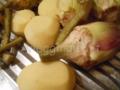 carciofo e patate