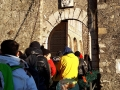 entrata al castello