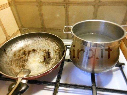 burro e acqua
