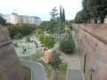 veduta giardino dal Cassero