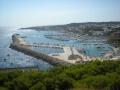 porto turistico dal santuario