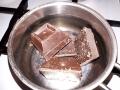 cioccolato in pentola
