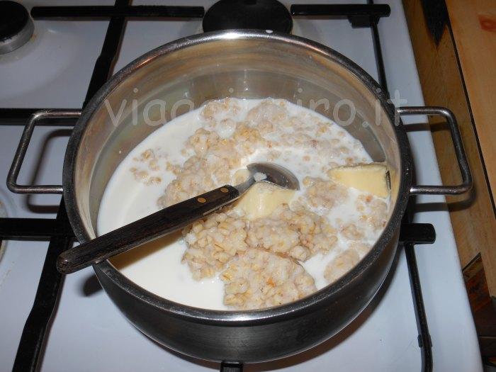 grano e latte