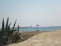 la spiaggia e torre Lapillo