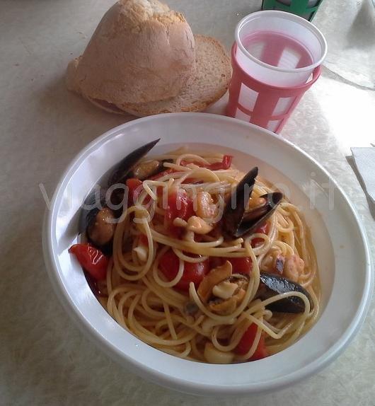 spaghetti scoglio 2