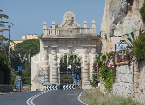 la porta verso Napoli