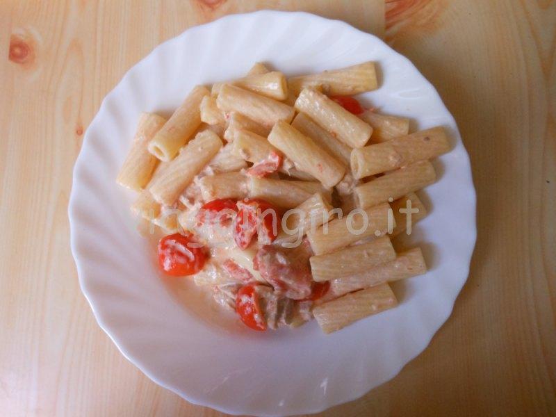 in piatto