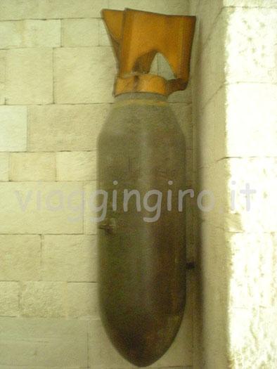 bomba nel duomo