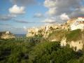 panorama dal convento