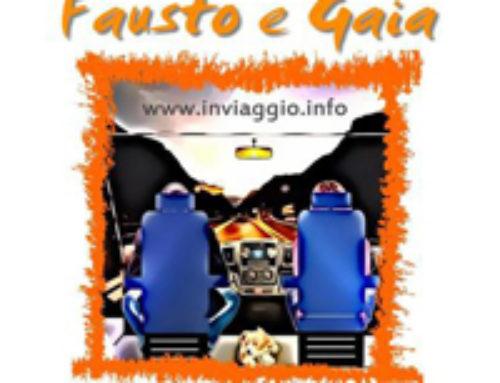 Le avventure in camper di Fausto e Gaia