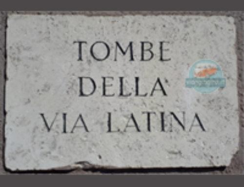 Le Tombe della Via Latina
