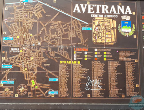 Avetrana, un paese fra tre province