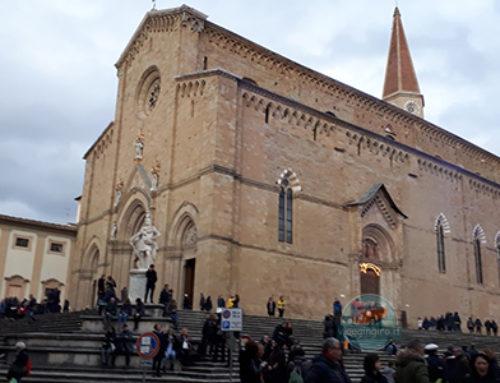 Arezzo, moderna città etrusca