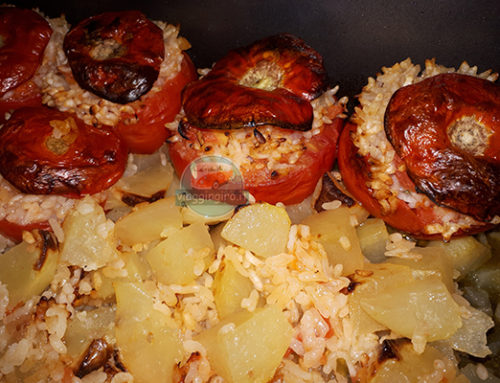 Pomodori col riso: ottimi e facili!